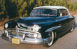 Rare 1949 Lincoln Convertible Selling at Auction