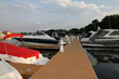 Port of Orillia Marina, Ontario