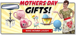 Funny Mother's Day Gifts from Stupid.com