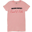 Big Bang Theory's 'Council of Ladies' Shirt from Stupid.com