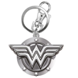 Wonder Woman Logo Keychain from Stupid.com