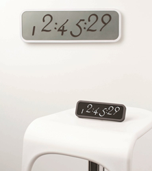 Lexon Script Digital Clocks