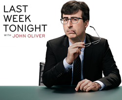 Last Week Tonight with John Oliver chooses SnapStream TV Search