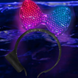 Lighted Bow Headband