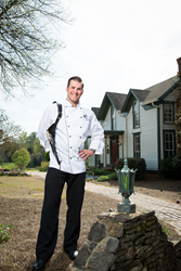 New chef at Barnsley Resort, Adam Hayes