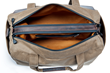 The Outback Duffel—dual main compartment option