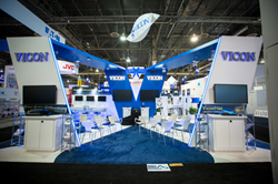 Absolute Exhibit Trade Show Display at ISC West