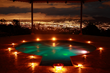 There's no better way to end a day of Metamorphosis than a hot tub with a view! Photo Credit: Pura Vida Resort and Spa