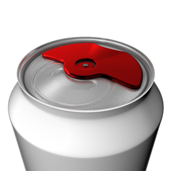 WingTab beverage can pull tab