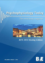 biofeedback, neurofeedback, BFE, Biofeedback Federation of Europe, psychophysiology today, adhd