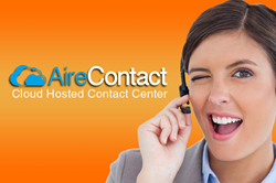 Cloud hosted contract center solution