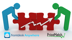 Frontdesk Anywhere and PriceMatch