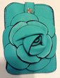 Nifty-Nifty.com Announces Lil Flower Cellphone Purse in Turquoise,...