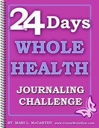 Whole Health Journaling Challenge