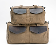 The Outback Duffel—small and large size comparison