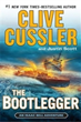 THE BOOTLEGGER US Edition by Clive Cussler
