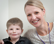 Six-year-old Smiles For the Very First Time, After Nerve Transfer...