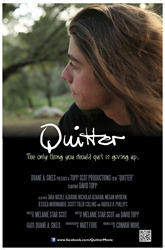 Quitter , David Topp , Movie, Film, premiere, hollywood, actor, addiction, health, drama, comedy, satire, pfit,
