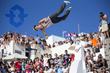 Jesse La Flair gets Best Trick and 3rd Place at Red Bull Art of Motion 2013 in Santorini Greece