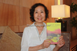 Elsie Sze and Ghost Cave: a novel of Sarawak at an interview by a Borneo Post reporter in Kuching, Sarawak, March, 2014