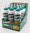 The new merchandising cartons for store shelves display Titebond's Performance Meter.