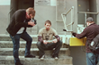 On Location: Actor Donnie Faught, Director Benjamin Ironside Koppin and Producer Matthew John Koppin