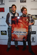 Actor Donnie Faught and Director Benjamin Ironside Koppin