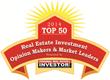 Maverick Investor Group Named as Top 50 Real Estate Investment Leader...