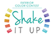 """Finalists Named in 2014 """"Shake it Up"""" Exterior Color Contest"""