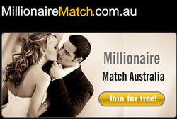 millionaire dating website free