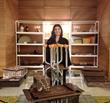 Designer Nada Debs at Gallery Design