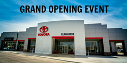 Grand Opening of the New Elmhurst Toyota Scion