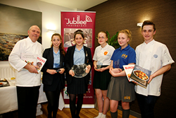 Havering College of Further and Higher Education holds the finals of its annual Young Chef competition