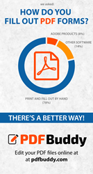 PDF Buddy Infographic
