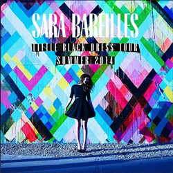 Sara Barellis Announces Summer 2014 Little Black Dress Tour, Sara Barellis Tour Tickets & Dates