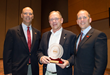 Frank Brownell Receives Golden Bullseye Pioneer Award from NRA...