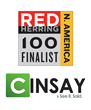 Cinsay Named Finalist for the 2014 Red Herring Top 100 North America...