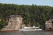 Upper Dells on Wisconsin River