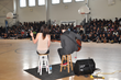 Chester Community Charter School recently held its First Annual Teen Summit for Students event, wherein guest speakers addressed topics such as confidence, anti-bullying issues, gaining respect, and s