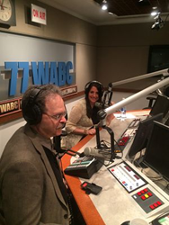 New York podiatrist Dr. Adler on 77 WABC