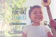 You hike, two families get clean water!