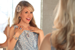 "Inspired by her hero, R2-D2, Her Universe founder and voice of Ahsoka Tano from The Clone Wars, Ashley Eckstein, prepares for a special occasion by wearing pieces from the new ""My Hero"" jewelry line."