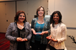 Tania Paz, Ann Marie Rohaly, and Renu Thomas (Photo Credit: Robb Cohen, courtesy of NAB)