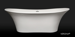Experience the stunning new AVVIO™  Collection from Jacuzzi® luxury baths