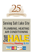 Layton AC Repair Company Scott Hale Plumbing Heating & Air Announces Summer Discounts on Air Conditioning Repair and a Tune Up for $39