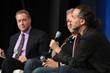 "Gravity Gravitas: David Cohen, Skip Lievsay, and Emmanuel ""Chivo"" Lubezki (Photo Credit: Robb Cohen, courtesy of NAB)"