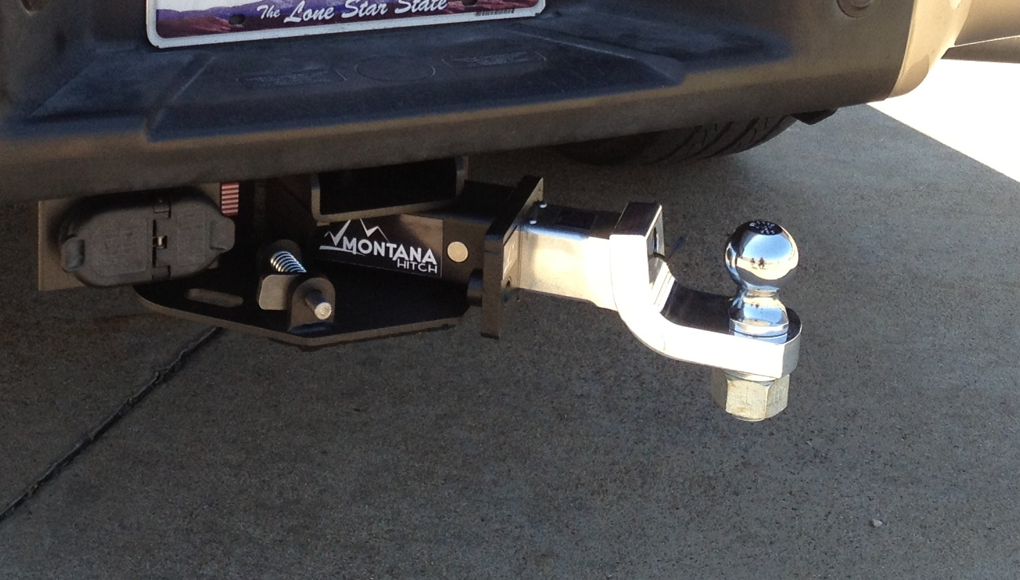 how to hook up a trailer hitch to a truck Front hitches are also the find out how easy it is to install a hitch receiver on your truck or choosing the right hitch class a guide to trailer hitch.