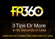 FP360 Publishes New Series of Productivity-Boosting Videos to...