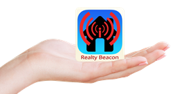 Realty Beacon App available to download for free at the iTunes App Store