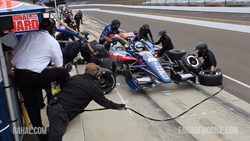 "Engage Mobile and RLL Racing Present ""The Art of the Verizon IndyCar Pit Stop"" with Google Glass"